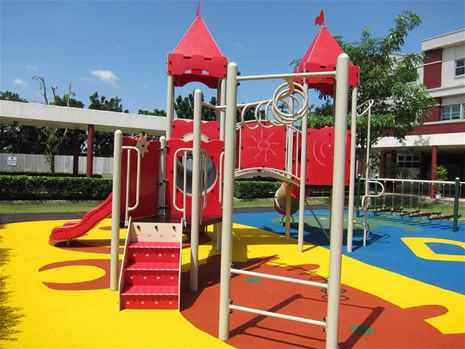 Playground Equipment Suppliers in Thailand